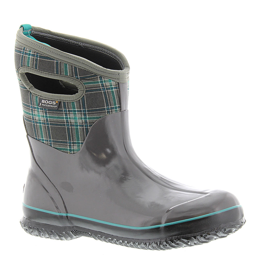 BOGS Classic Winter Plaid Mid Women's Boot