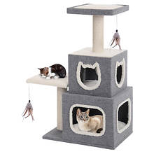 Cat Life Duplex Cat Lounge
