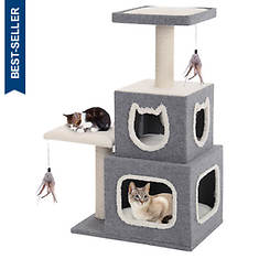 Cat Life Duplex Cat Lounge