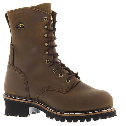 Golden Retriever Waterproof Steel Toe Logger (Men's)