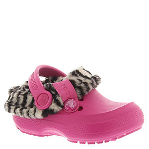 Crocs™ Blitzen II Animal Print Clog (Girls' Toddler)