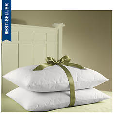 Feather and Down Pillow King Twin-Pack
