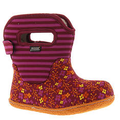 BOGS Baby Bogs-Classic Flower Strp (Girls' Infant-Toddler)
