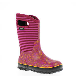 BOGS Classic Flower Stripe (Girls' Toddler-Youth)