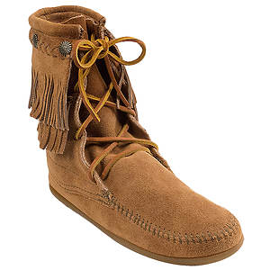 Minnetonka Double Fringe Tramper Boot (Women's)