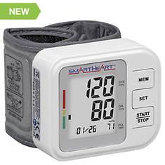 SmartHeart Blood Pressure Wrist Monitor