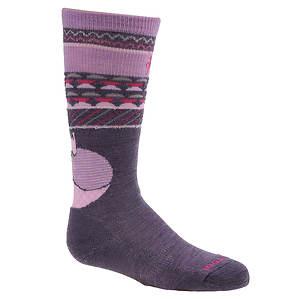 Smartwool Girls' Wintersport Fox Socks (Toddler-Youth)