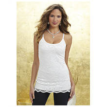 Shimmer Lace Cami