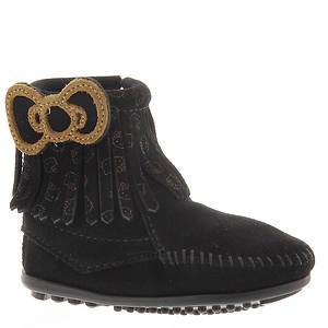 Minnetonka Hello Kitty Fringe Boot (Girls' Toddler-Youth)