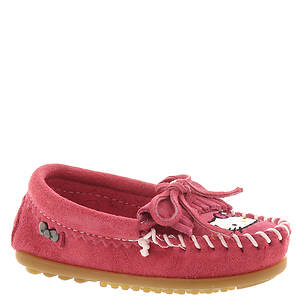 Minnetonka Hello Kitty Kilty Moc (Girls' Toddler-Youth)