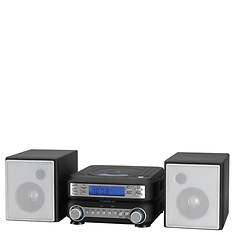 GPX® Mini CD/Clock/Radio System