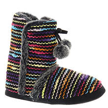 Happy Feet Snooki Slipper Boot (Women's)