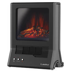 Lasko Ceramic Fireplace Heater