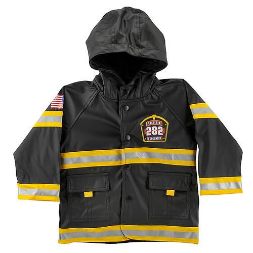 Western Chief Boys' FDUSA Firechief Raincoat