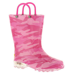 Western Chief Camo Lighted  (Girls' Toddler-Youth)