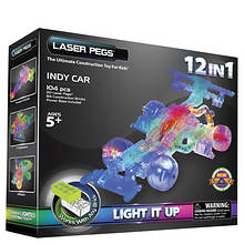 Laser Pegs 12-in-1 Indy Car Set