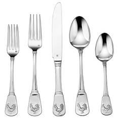 Cuisinart®  20-Piece Rooster Flatware Set