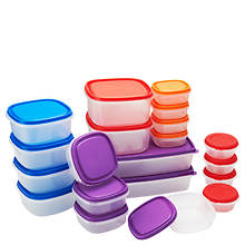 40-Piece Food Storage Set