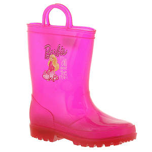 Mattel Barbie Rain Boot (Girls' Toddler)