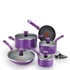 T-Fal 14-Piece Excite Non-Stick Cookware Set