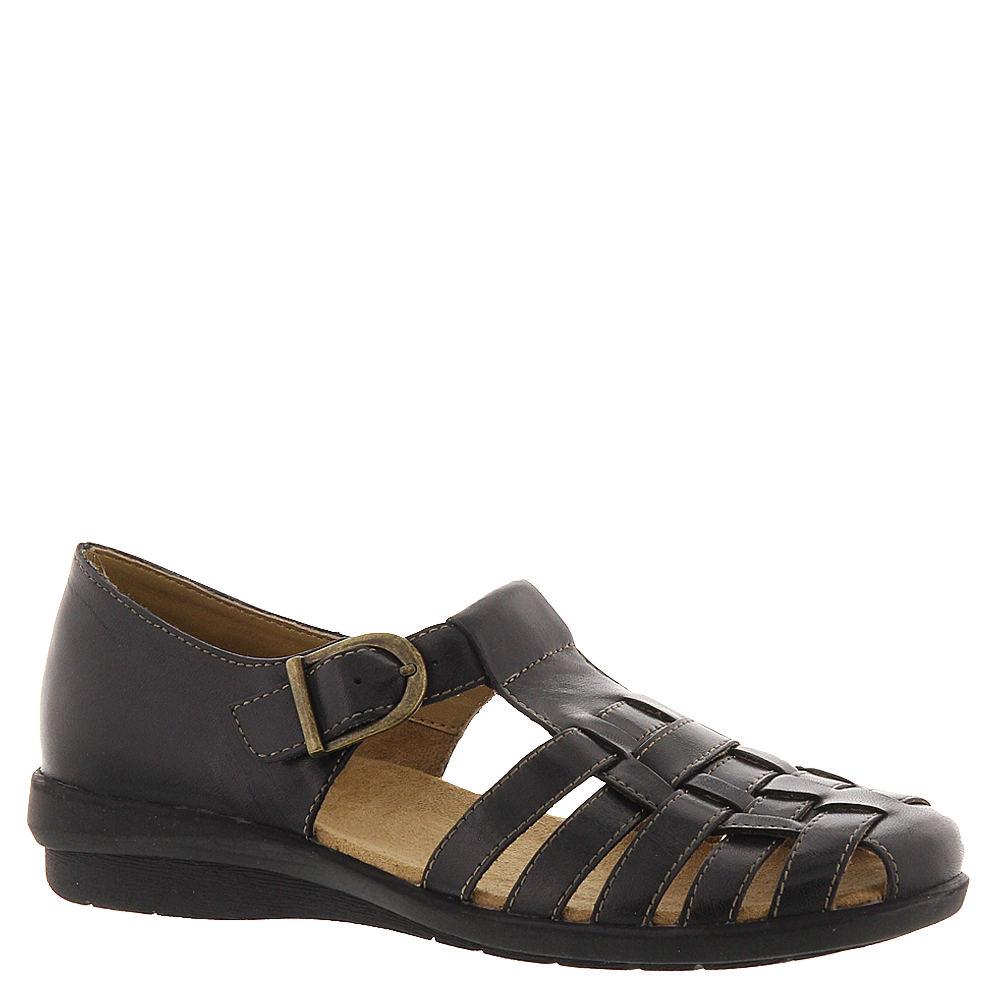 1940s Shoes Styles for Women History ARRAY Aruba Womens Black Slip On 5 M $39.99 AT vintagedancer.com
