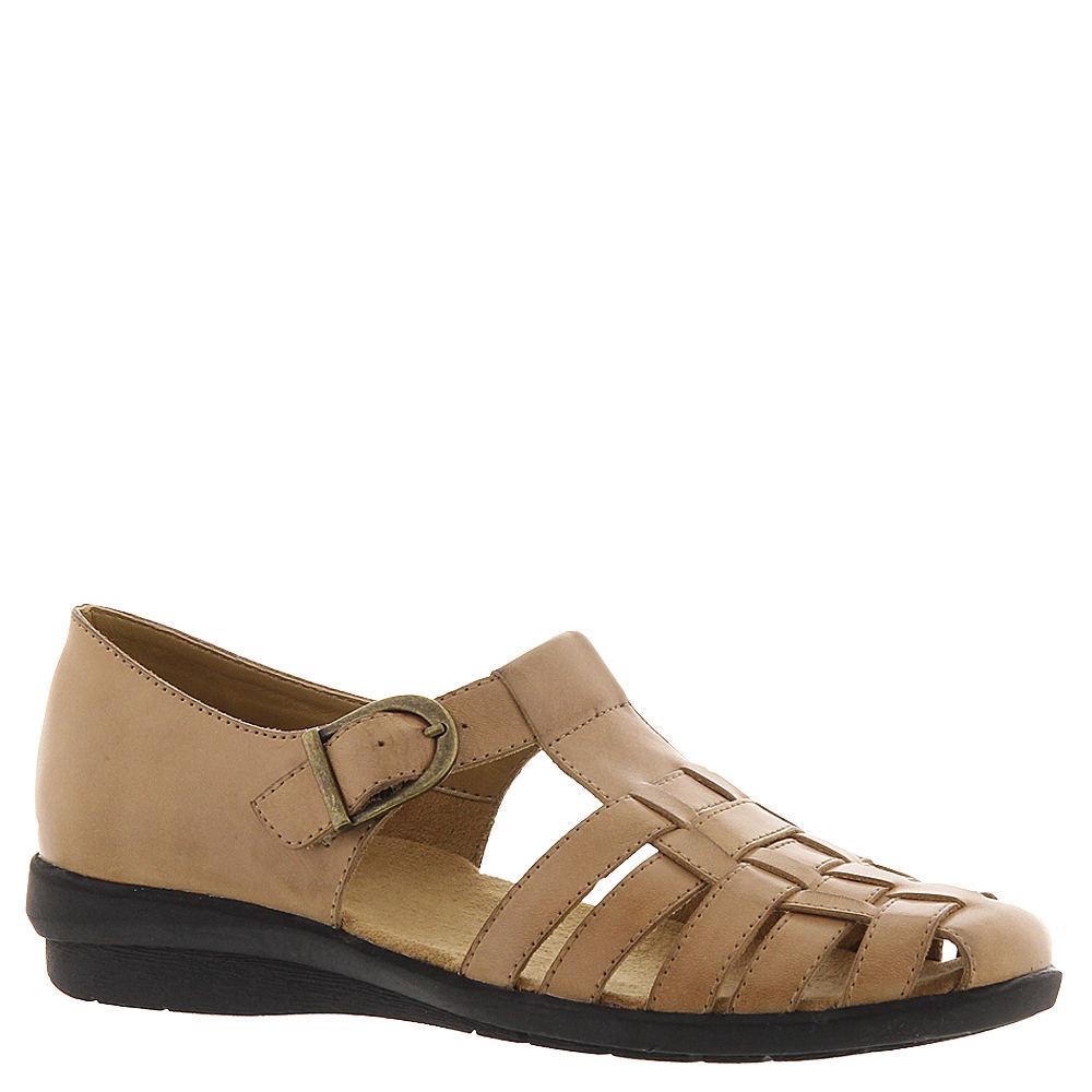 1930s Style Clothing and Fashion ARRAY Aruba Womens Tan Slip On 10 N $39.99 AT vintagedancer.com