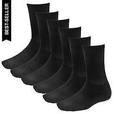 Sof Sole All Sport Crew Socks 6-Pack (Men's)