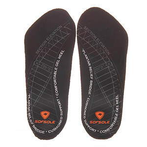 Sof Sole Plantar Fasciitis Orthotic Insole (Men's)