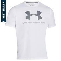 Under Armour Charged Cotton Sportstyle Logo T (men's)