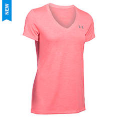 Under Armour Twisted Tech V-Neck Top (women's)