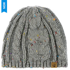 BEARPAW Cable Knit hat (Women's)