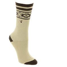 BEARPAW Women's Full Terry Boot Sock