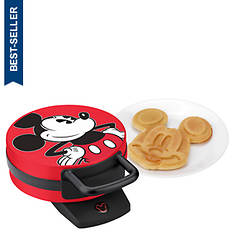 Mickey Mouse or Minnie Mouse Waffle Maker