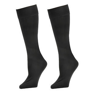 Steve Madden Women's 2-Pack Fleece Lined Knee Highs