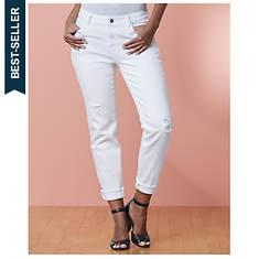 K. Jordan Boyfriend Crop Jeans