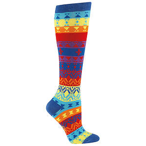 Sock It To me Women's Kaleidoscope Knee High Socks