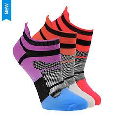 Asics Women's Quick Lyte(R) Cushion Single Tab Socks