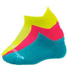 Asics 3-Pack Cushion Low Cut Socks (women's)
