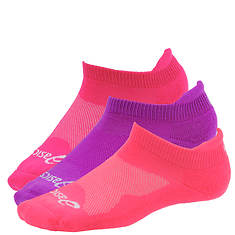 Asics Cushion(TM) Low Socks (women's)