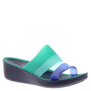 Crocs™ CB Translucent  Wedge (Women's)