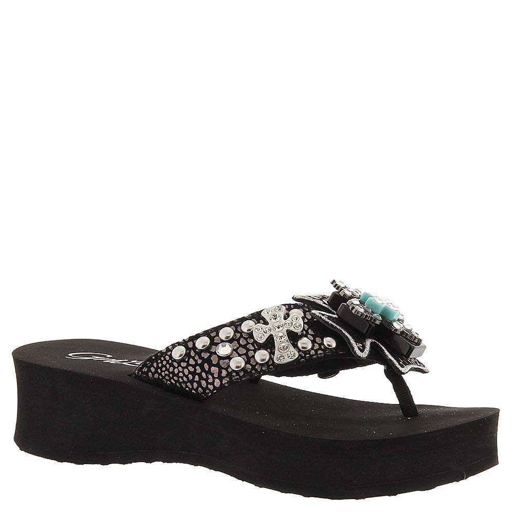 Grazie Tickled Women S Sandal Ebay