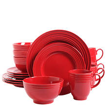 Gibson Stanza 16-Piece Dinnerware Set