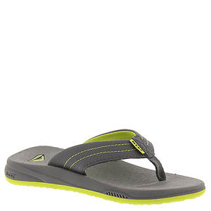REEF Grom Phantom Synthetic Nubuck Sandal (Boys' Infant-Toddler-Youth)