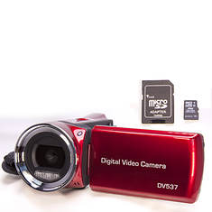 NewLink HD Camcorder - Red