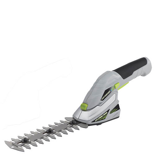 Earthwise 2-in-1 Li-Ion Grass Shear And Hedge Clipper