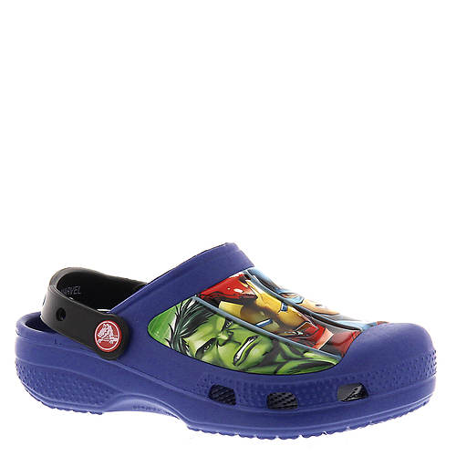 Crocs™ CC Marvel Avengers III Clog (Boys' Infant-Toddler-Youth)