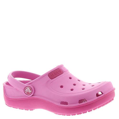 Crocs™ Duet Wave Clog (Girls' Infant-Toddler-Youth)