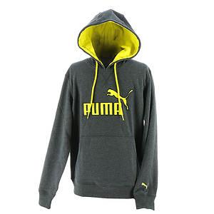 Puma No 1 Logo Hoodie (men's)