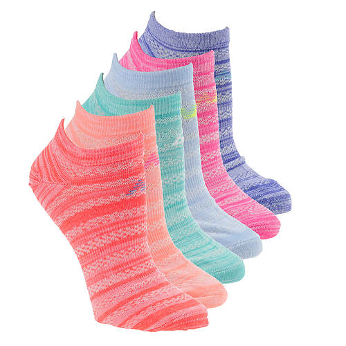 New Balance Women's 6-Pack NO32 No Show 6 Socks