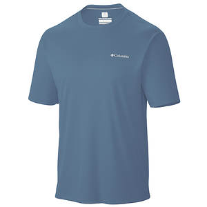Columbia Zero Rules Short Sleeve Shirt (men's)